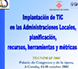 implantación de les tic a les all
