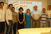 Lleida participates in the meeting of the European Consortium for Open-DAI in Istanbul