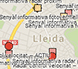 map of photo-red traffic lights and radars