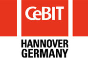 Continued presence at the Cebit Fair, in Hannover, since 2005.