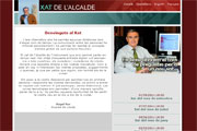 Launch of the Xat de l'Alcalde. A weekly, internet chat session in which the Mayor of Lleida chats with local citizens on-line for one hour.